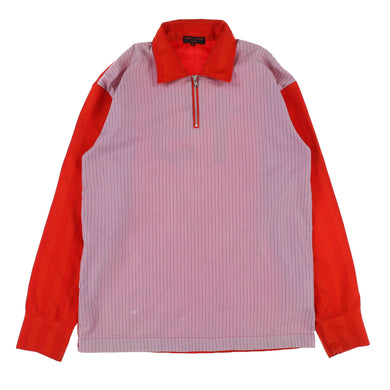HALF ZIP SHIRTS DOCKING JACKET