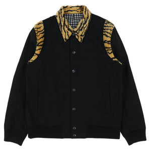 TIGER PATTERN JACKET