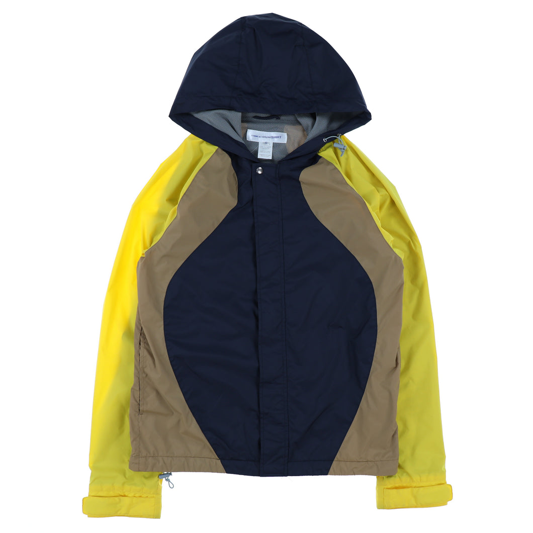 MULTI COLOR NYLON JACKET