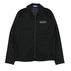 MAN WOOL TRACK JACKET