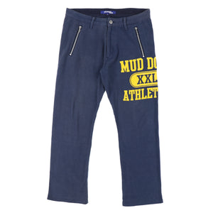 COLLEGE LOGO SWEAT PANTS