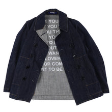 POEM DENIM JACKET