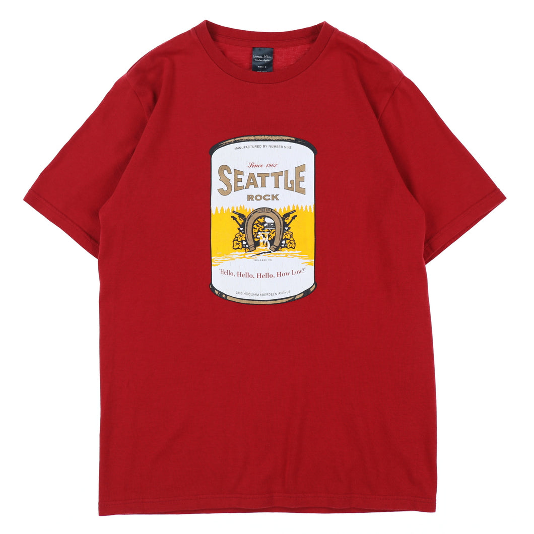 SEATLE ROCK TEE