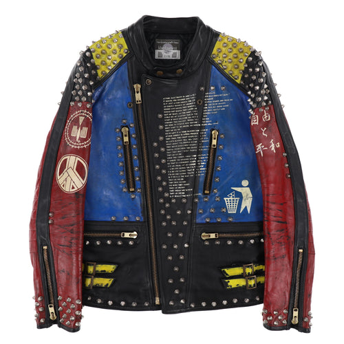 [EXCLUSIVE] STUDS CUSTOM JACKET