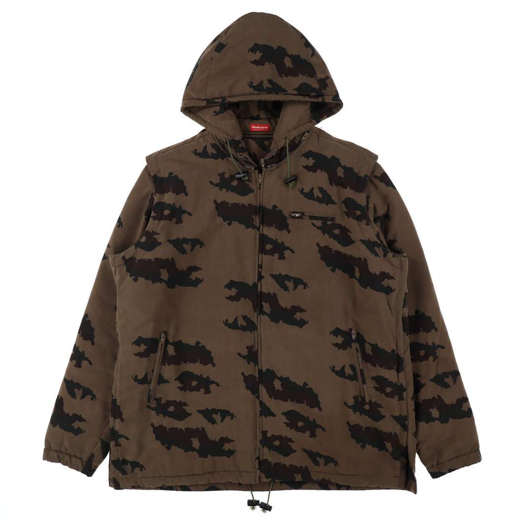 EXCHANGE CAMO JACKET