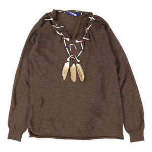 NATIVE AMERICAN LS TEE