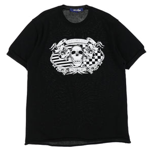 DAYTONA USA HALF SLEEVES KNIT