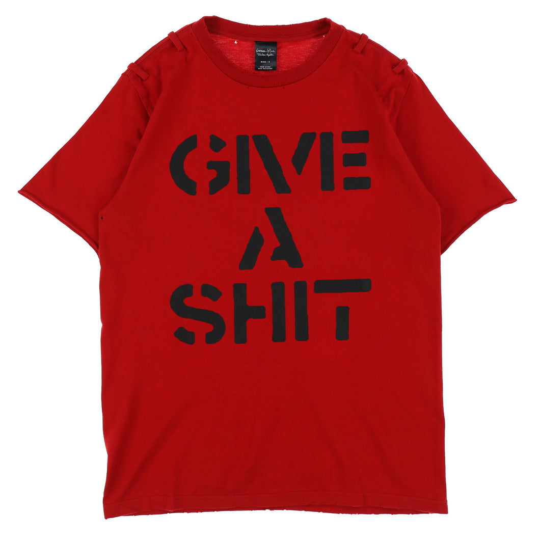 GIVE A SHIT TEE