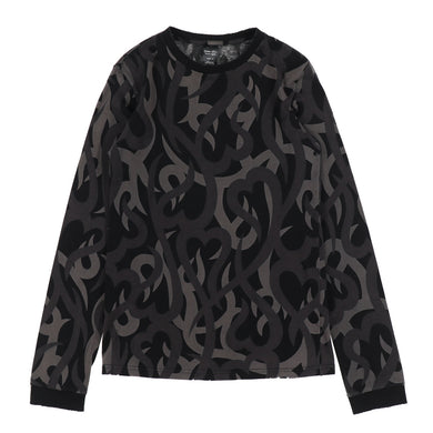 HEART TRIBAL L/S TEE