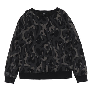 HEART TRIBAL SWEAT SHIRTS