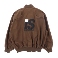 IS LOGO JACKET