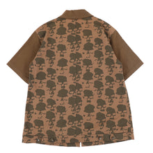 SKULL HALF SLEEVES JACKET