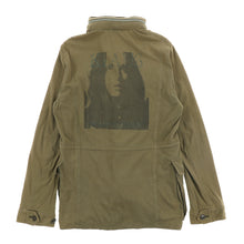 KLAUS COTTON MILITRY JACKET