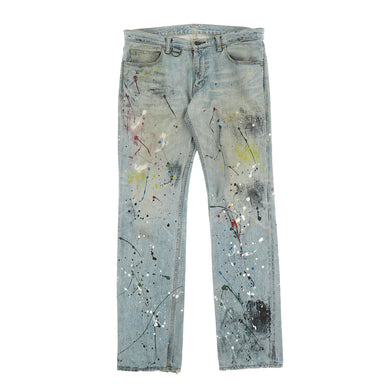 PANTED JEANS