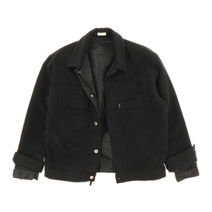 EXCHANGE WOOL JACKET