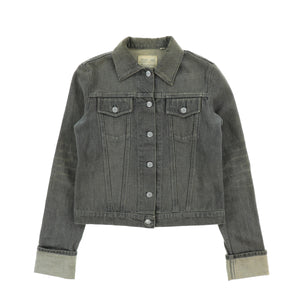 VINTAGE CLASSIC DENIM JACKET