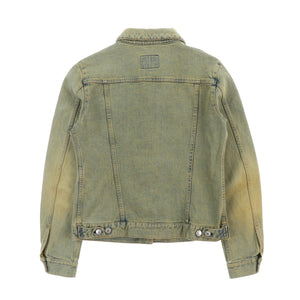 RUSTED DENIM JACKET