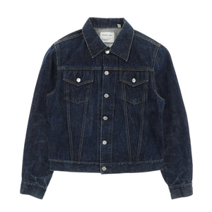 CLASSIC RAW DENIM JACKET