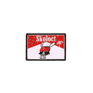 SKORLBORO PATCH PIN BADGE