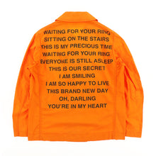 POEM SHIRTS JACKET