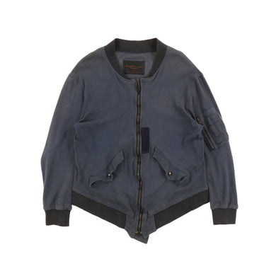 LANGUID COTTON BOMBER JACKET