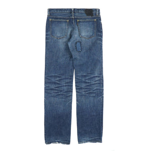 PATCH WORK DENIM