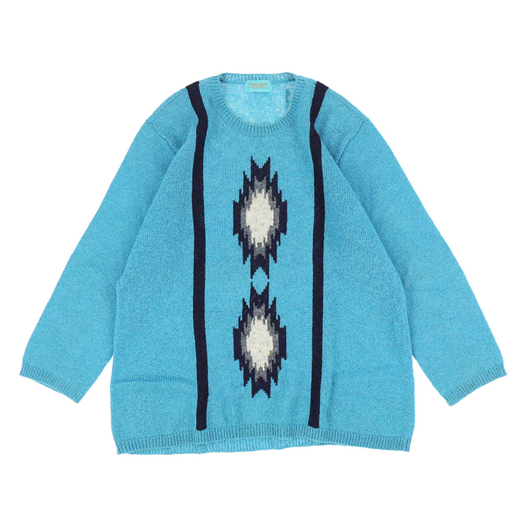 97AW NATIVE PATERN KNIT
