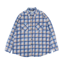 BANDANA BAG FLANNEL SHIRTS / BLK