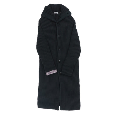 Heavy Knit Coat