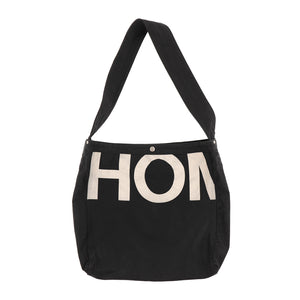 HOMME LOGO SHOULDER BAG