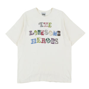 THE LONESOME HEROES STAFF TEE
