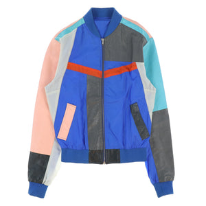 RECONSTRUCTED JACKET