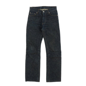 CLASSIC RAW BOOT CUT DENIM