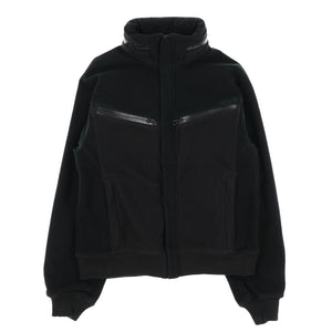 NYLON ZIP JACKET