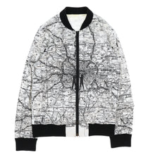 LODON MAP PAPER JACKET