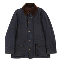 GEORGE OIL COATED COAT
