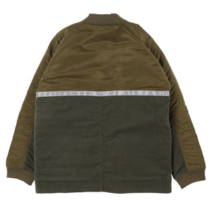 2-B HANTEN MIX JACKET