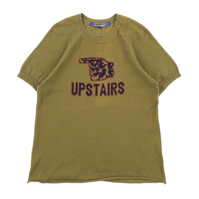 UP STAIRS SUMMER KNIT