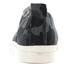 NOWHERE CAMO SNEAKERS