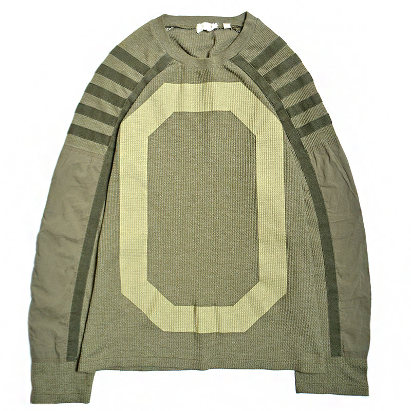 TAPED MILITALY L/S TEE
