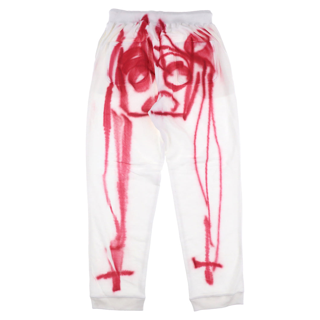 1 of 1 PAINTED PANTS 2