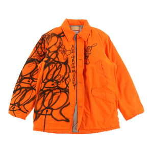 EXCLUSIVE 1 OF 1 PAINTED HUNTING COAT 1