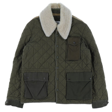 ARTISANAL MILITARY DOCKING JACKET