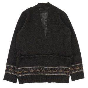 GEORGE CARDIGAN ROBE