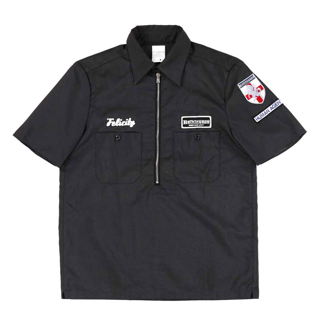 MECHANIC SHIRTS (BAPE COLLABORATION)