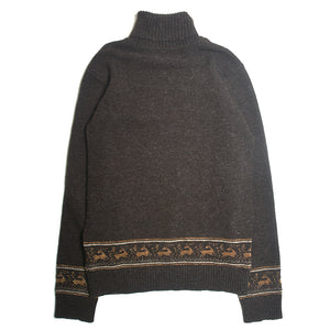 GEORGE TURTLE NECK KNIT
