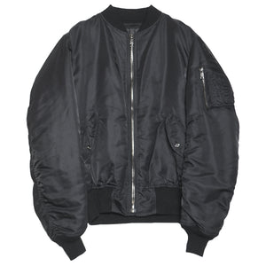 MASTER MIND LOOP BOMBER JACKET