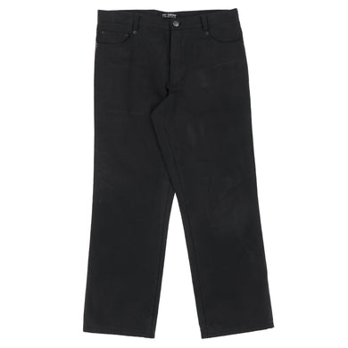 OIL COATED PANTS