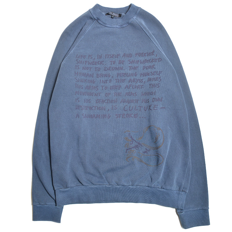 MESSAGE SWEAT SHIRTS