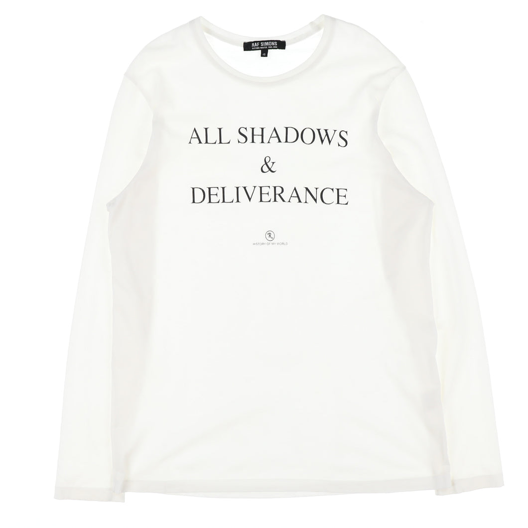ALL SHADOWS & DELIVERANCE L/S TEE